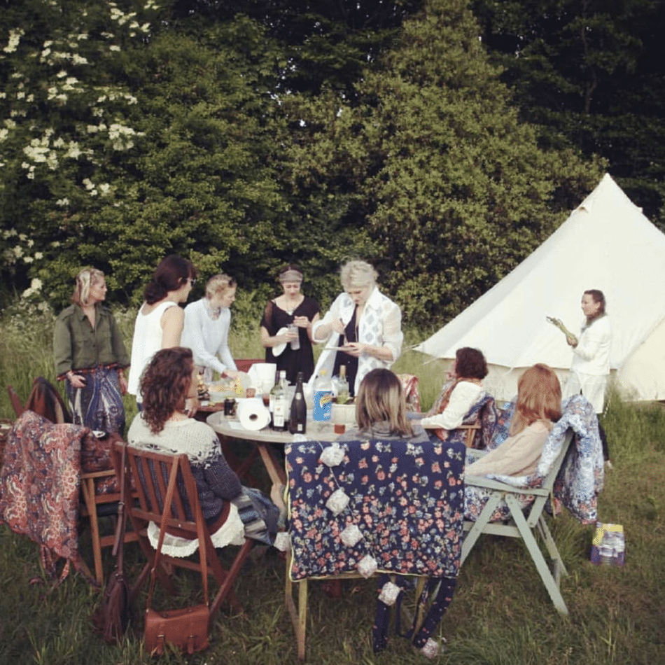 Hen & Stag Parties   Chalke Valley Camping