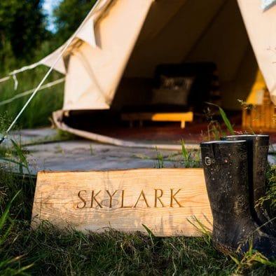 Skylark Bell Tent